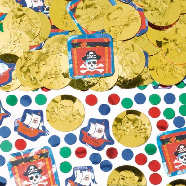 Pirate Party Prismatic Table Confetti - 14 Grams