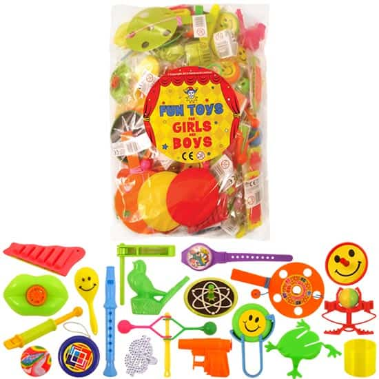 Pocket Money Wholesale Bumper Pack - Pack of 100