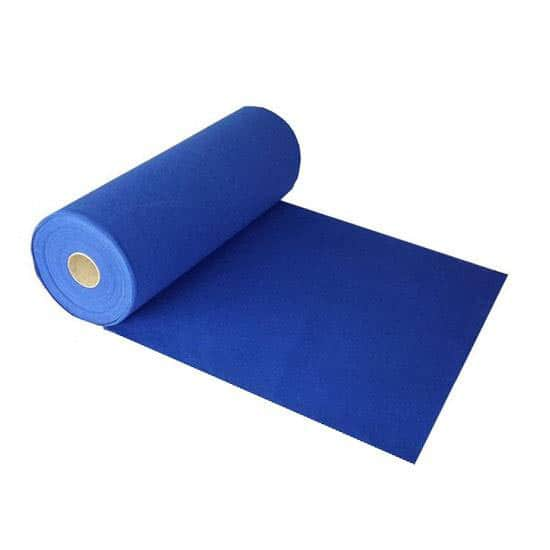 1 Metre Prestige Heavy Duty Blue Carpet Runner
