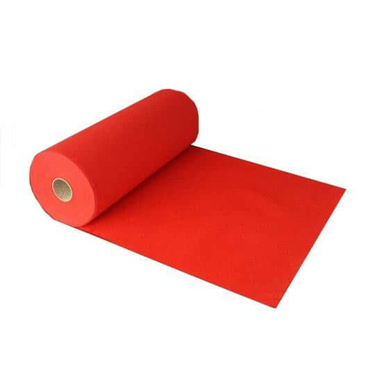 1 Metre Prestige Heavy Duty Red Carpet Runner