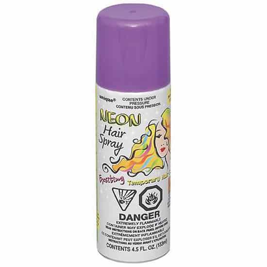 Purple Hair Spray - 125ml