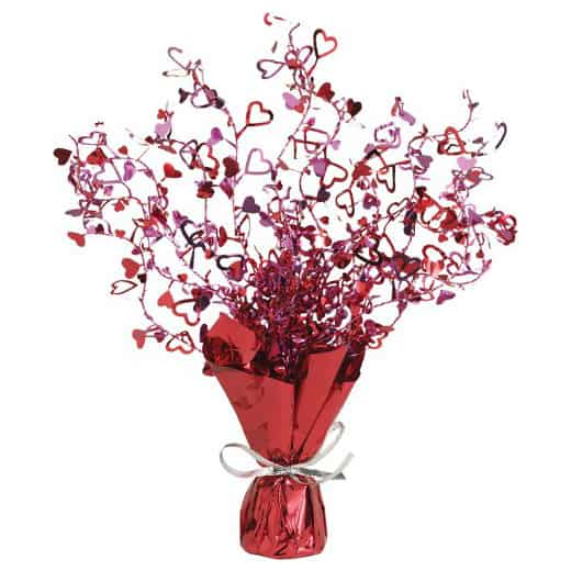 Red-and-Pink-Foil-Heart-Balloon-Weight-Centerpiece-Pack-of-5-product-image