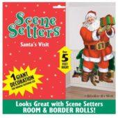 Santa's Visit Scene Setter Add-On