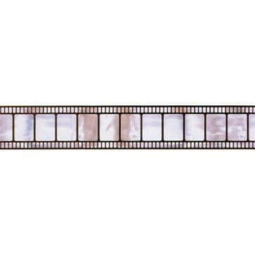 Metallic Film Scene Setter Border Roll