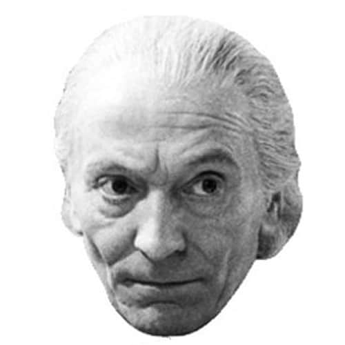 Dr Who The 1st Doctor Cardboard Face Mask