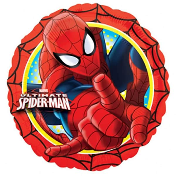 ultimate spiderman round foil balloon partyrama co uk free st patrick's day clip art to print free st patrick's day clip art to print