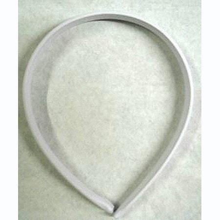 White Cotton Headband