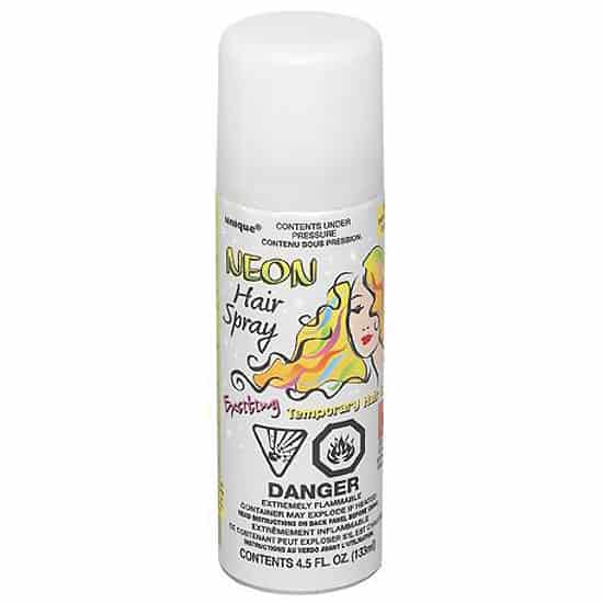 White Hair Spray - 133ml Product Image