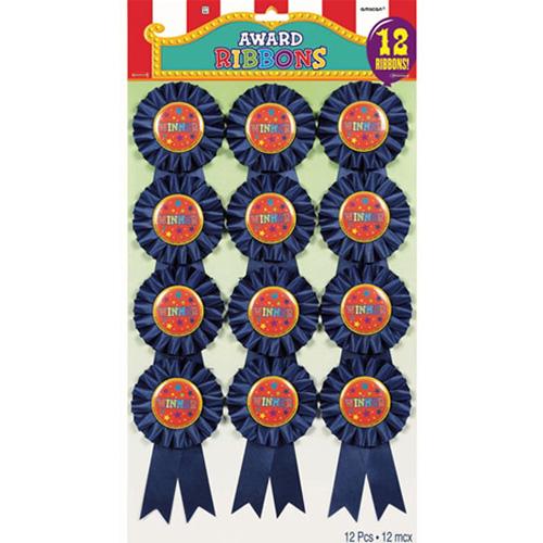 Winner Award Rosette – Pack of 12