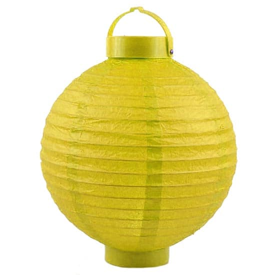 Yellow-Hanging-Paper-Lantern-Battery-Operated