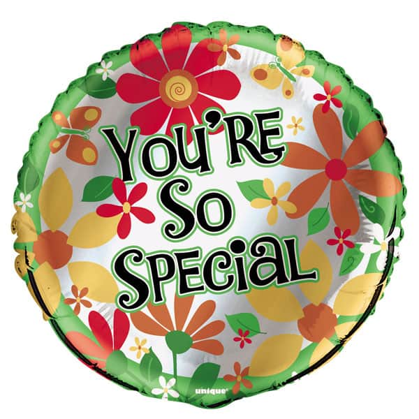 You-are-so-Special-18-Inch-Round-Foil-Balloon-product-image