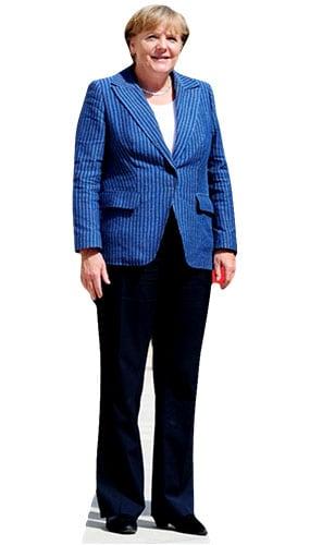 Angela Merkel Lifesize Cardboard Cutout - 164cm Product Gallery Image