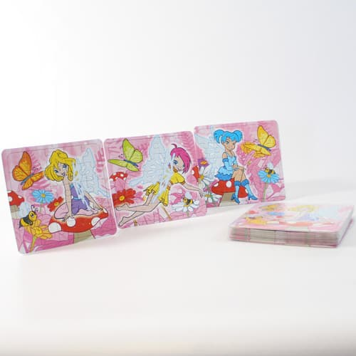 Assorted Fairy Jigsaw Puzzle Product Image