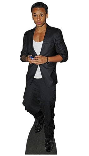 Aston Merrygold Lifesize Cardboard Cutout - 167cm Product Gallery Image