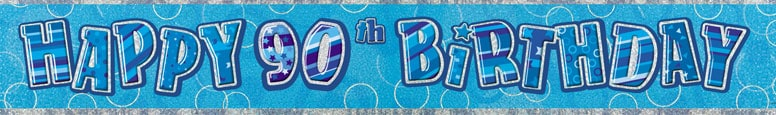 blue-glitz-age-90-happy-birthday-12-feet-prismatic-party-banner-product-image