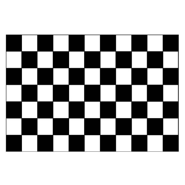 Checkered Flag - 5 x 3 Ft