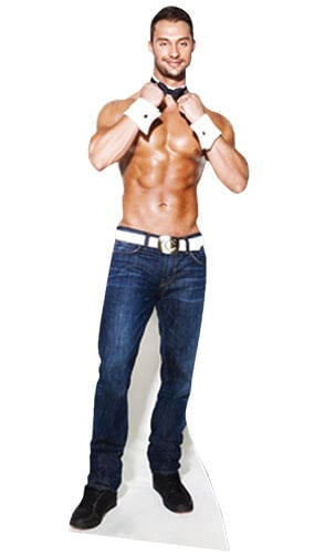 Chippendale James Davis Lifesize Cardboard Cutout - 192cm Product Gallery Image