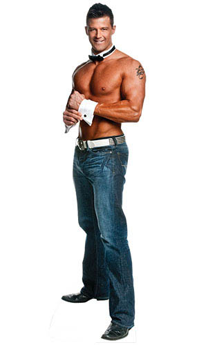 Chippendale Nathan Minor Lifesize Cardboard Cutout - 189cm Product Gallery Image