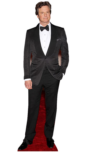 Colin Firth Lifesize Cardboard Cutout 179cm - PRE-ORDER Product Gallery Image