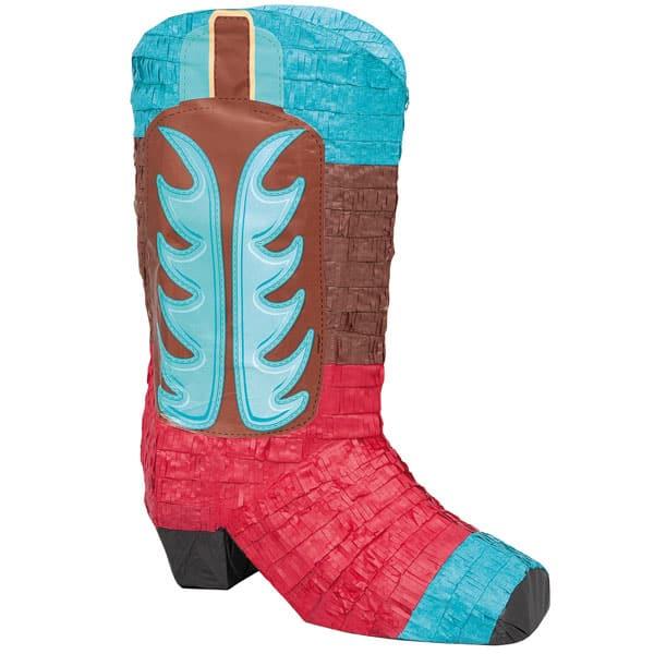 Cowboy Boot Standard Pinata