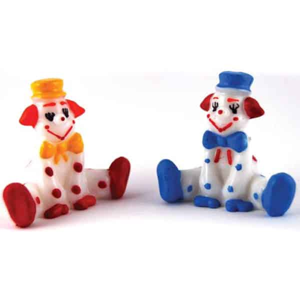 Assorted Clown Cake Topper