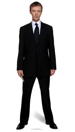 Dr Who The Master Lifesize Cardboard Cutout - 182cm Product Gallery Image