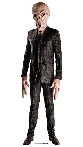 Dr Who The Silent Lifesize Cardboard Cutout - 195cm Product Gallery Image