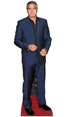George Clooney Lifesize Cardboard Cutout - 176cm Product Gallery Image