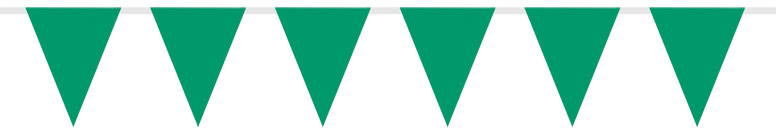 giant-green-pennant-flag-bunting-10m-product-image