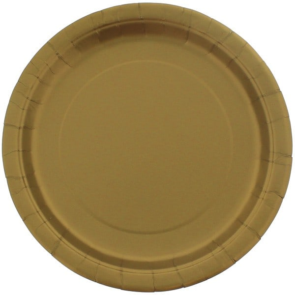 gold-9-inch-paper-plate-product-image