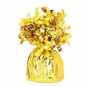 Gold Foil Balloon Weight