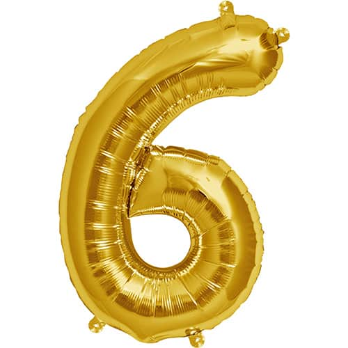 gold-number-6-supershape-foil-balloon-34-inches-86cm-product-image