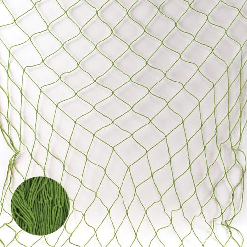 Green Fish Netting - 4 x 12 Ft / 122 x 366cm