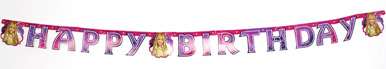 hannah-montana-letter-banner-project-image