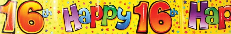 happy-16th-birthday-plastic-banner-product-image