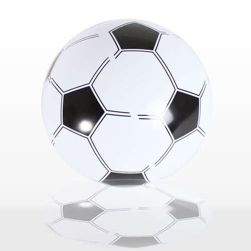 Inflatable Football 30cm Product Image