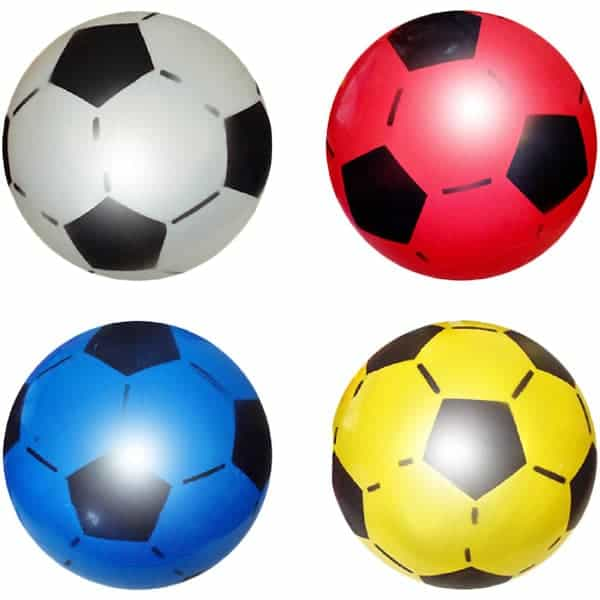 Assorted Inflatable PVC Football – 9 Inches / 23cm Product Image