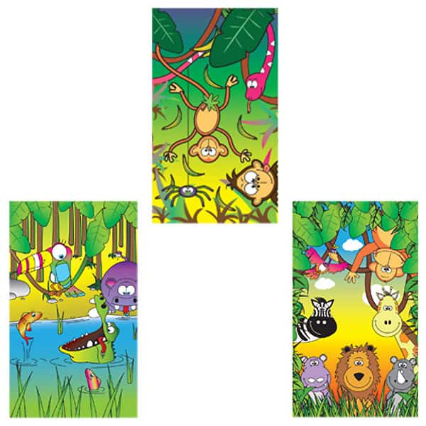 Assorted Mini Jungle Notebook Product Image