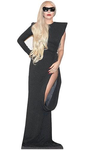 Lady Gaga Lifesize Cardboard Cutout - 168cm Product Gallery Image