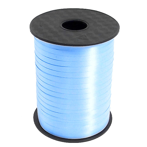 Light Blue Curling Ribbon - 100 yd / 91.4m Product Image