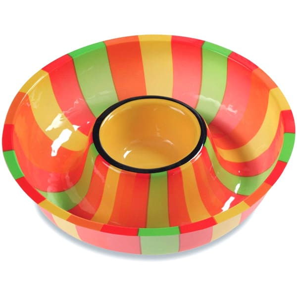 mexican-fiesta-stripes-round-chip-and-dip-tray-product-image