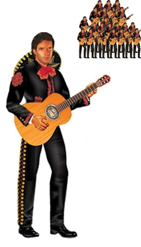 mexican-mariachi-guitar-jointed-decorative-cutout-38-inches-97cm-pack-of-25-product-image