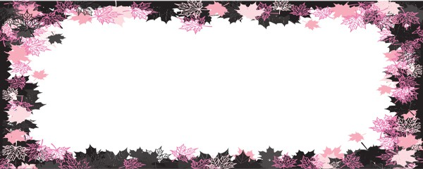 Mothers Day Flower Frame White Design Small Personalised Banner - 4ft x 2ft