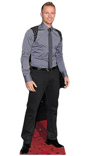 Nicky Byrne Lifesize Cardboard Cutout - 180cm Product Gallery Image
