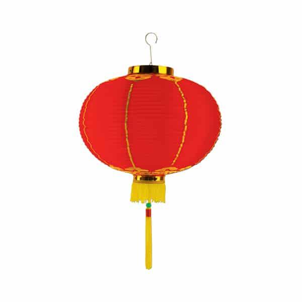 Oriental Lantern with Decorative Tassel - 12 Inches / 30cm