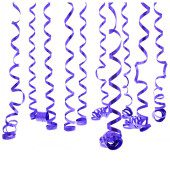 Purple Prismatic Serpentines – 10 Throws