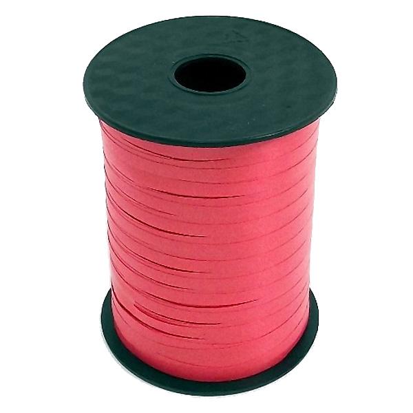 Red Curling Ribbon - 100 yd / 91.4m