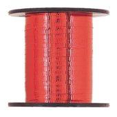 Red Metallic Curling Ribbon – 250 yd / 228.6m
