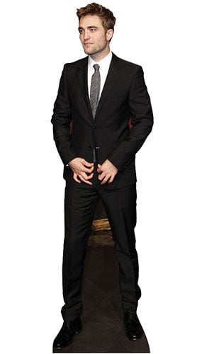 Robert Pattinson Lifesize Cardboard Cutout 177cm - Pre-order Product Gallery Image