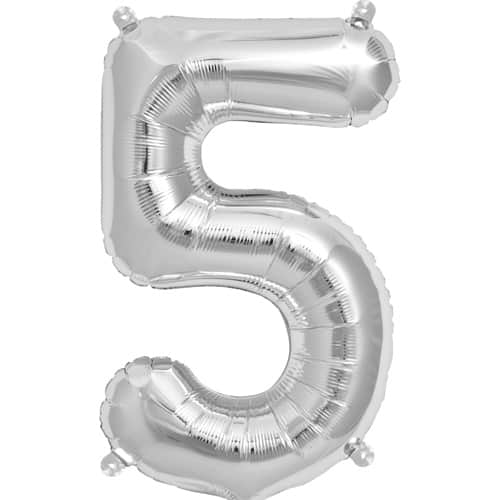 silver-number-5-supershape-foil-balloon-34-inches-86cm-product-image